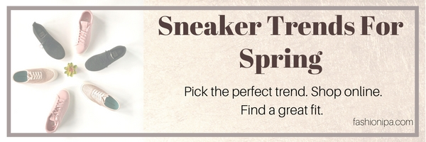 Sneaker Trends For Spring