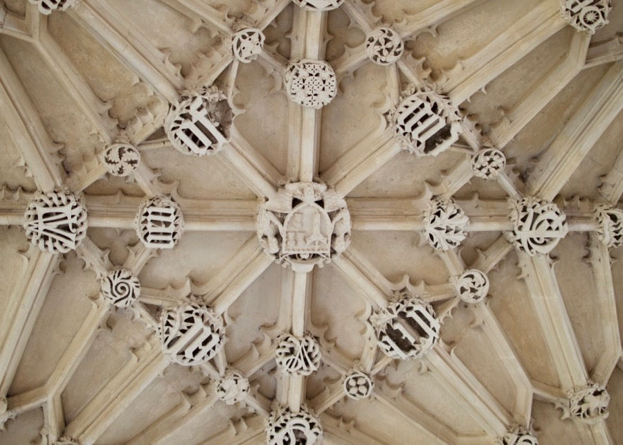 Bodleian Divinity School, Oxford