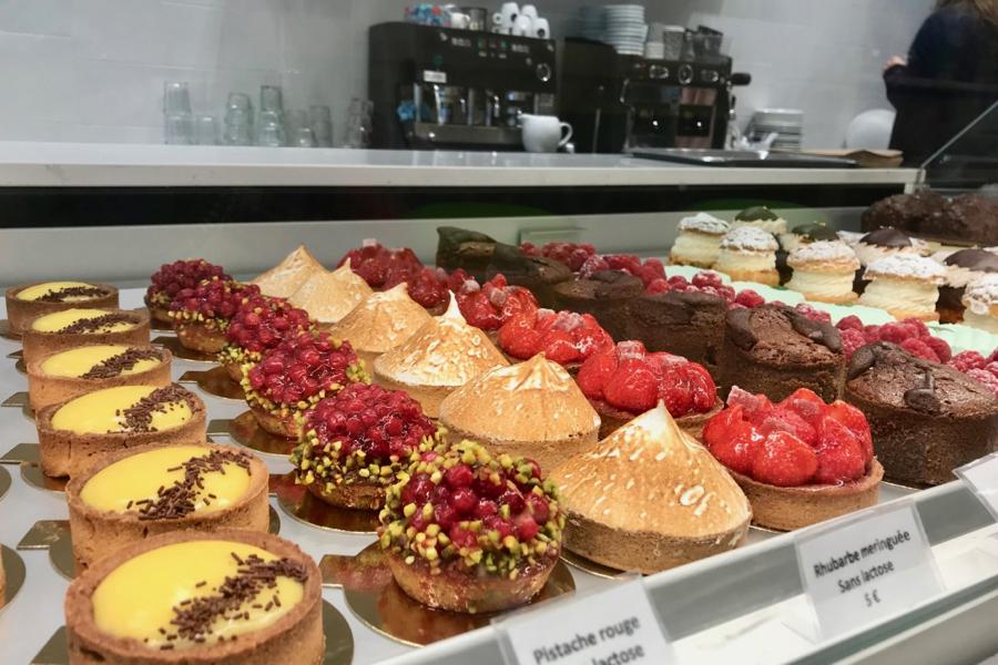 Helmut Newcake Pastries