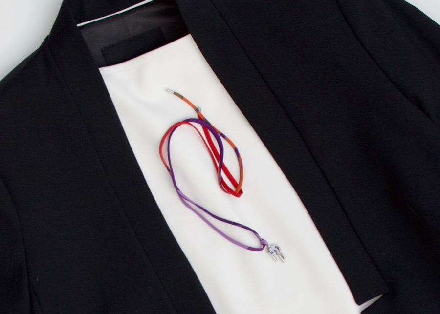 Hermes Scarf Bracelet/Pendant