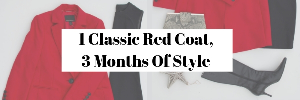 The Classic Red Coat