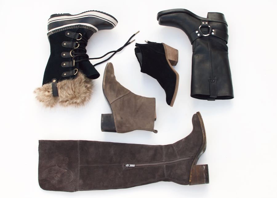 5 Classic Boot Styles