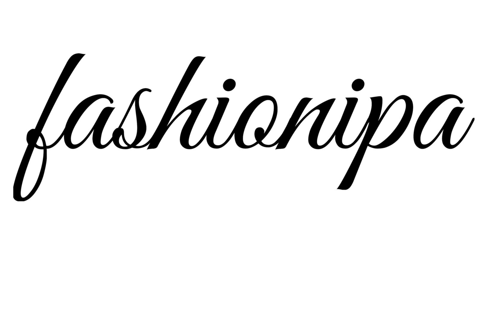 Brand Logo fashionipa 2019-2