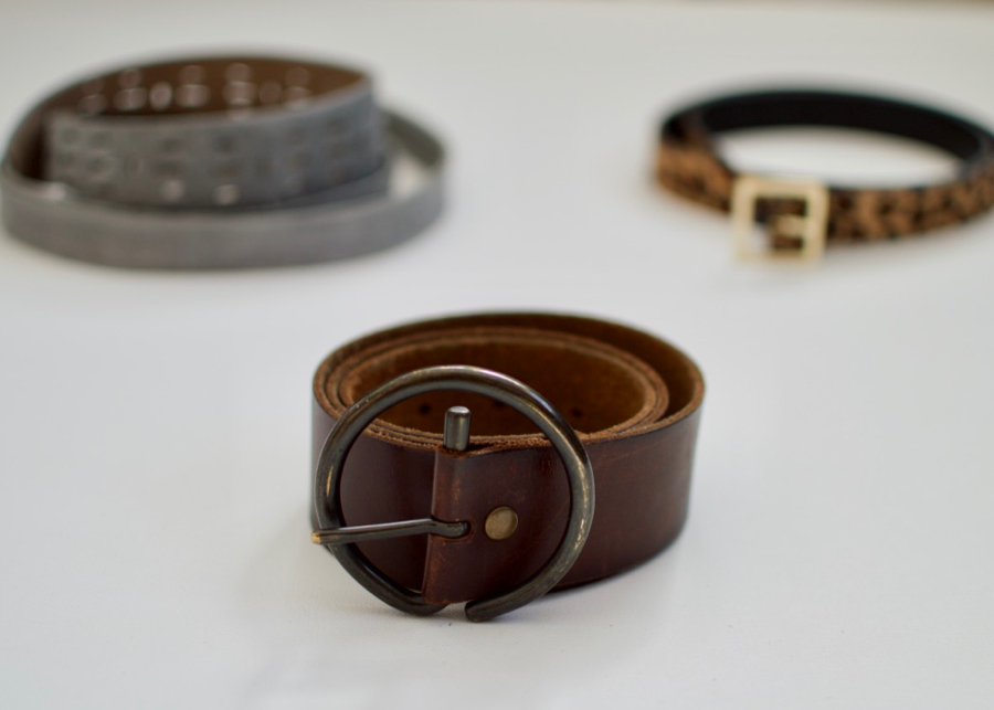 Winter Fashion Upgrades: Belts