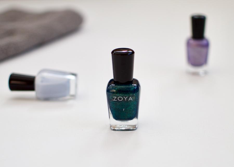 Winter Fashion Upgrades Under $50: Zoya Nail Polish