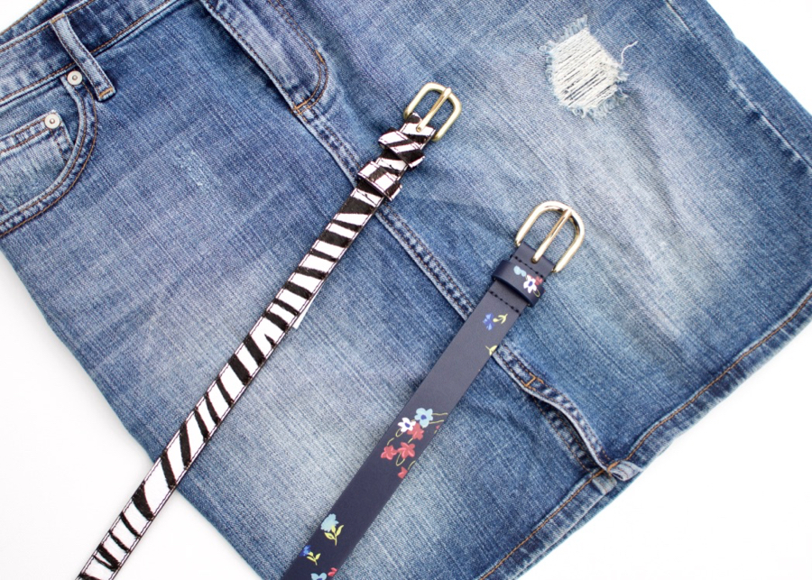 Spring/Summer 2019 Accessories: belts