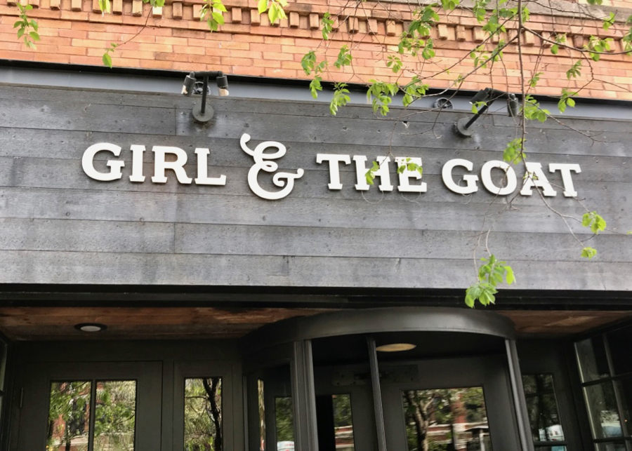 Eating And Shopping In Downtown Chicago: The Girl And The Goat