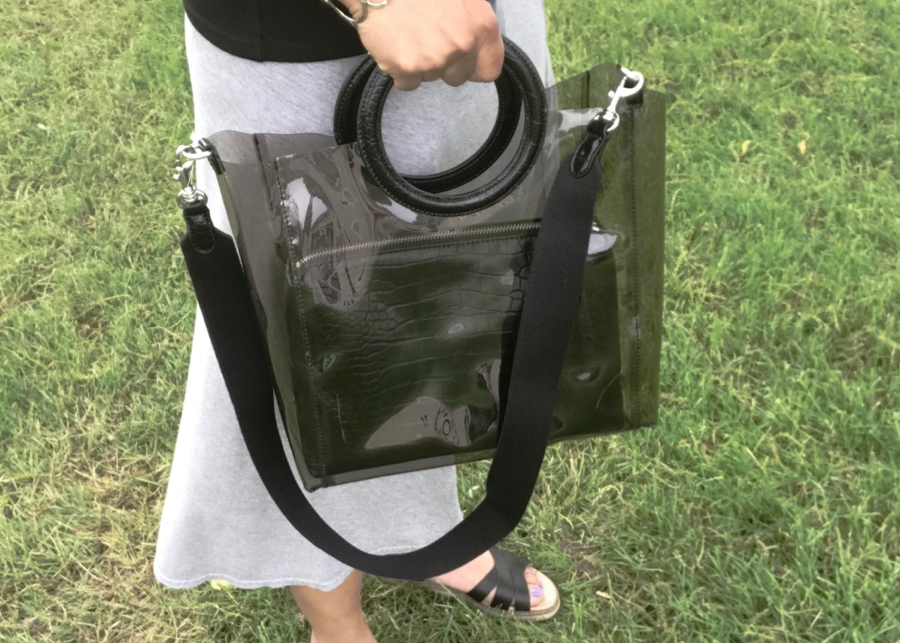 BR Smoke Transparent Bag
