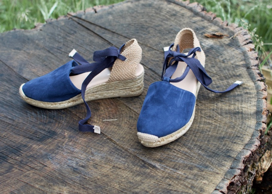 Practical Summer Shoes: L.K. Bennett Espadrilles