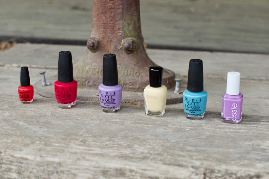 5 Gorgeous Nail Colors For Summer