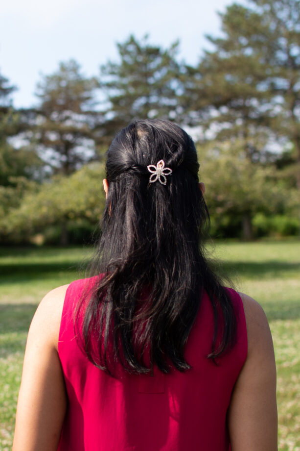 Hair Accessories: Tasha Flower Barrette