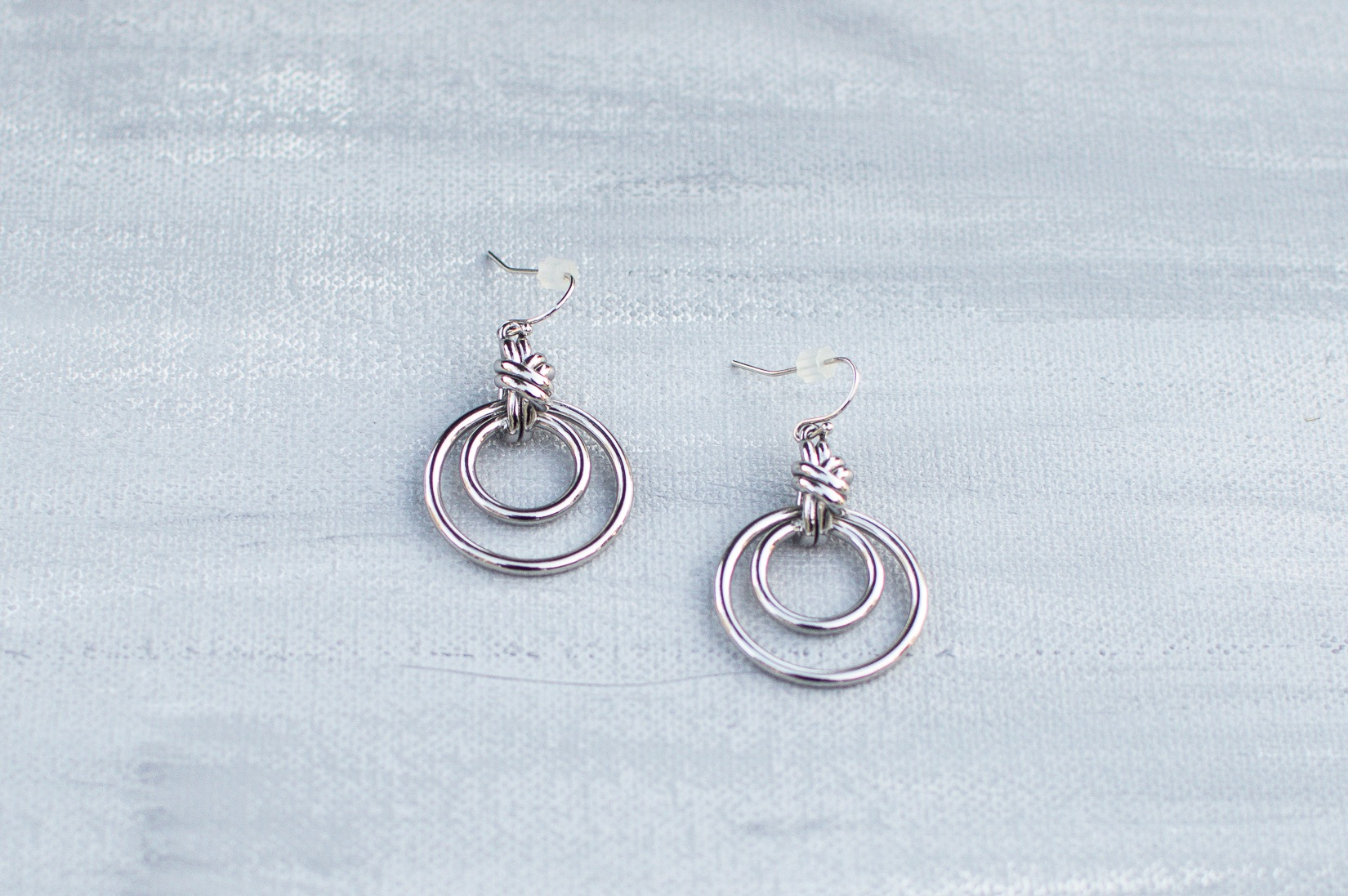 Ann-Taylor-Rope-Knot-Earrings