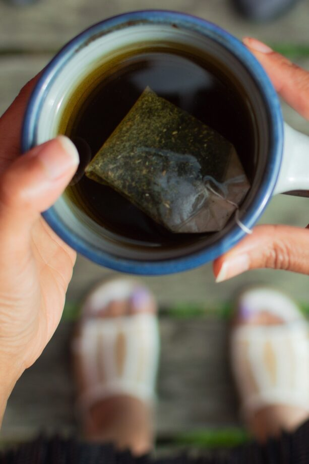 Ease Into Fall With Nettle Tea