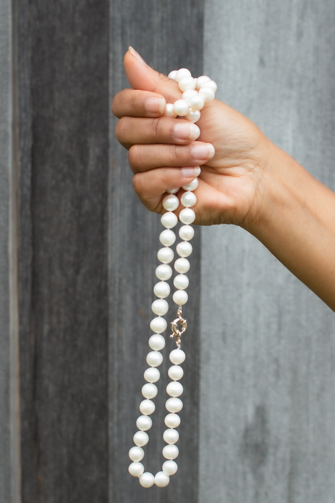 Pearl Jewelry: String Of Pearls